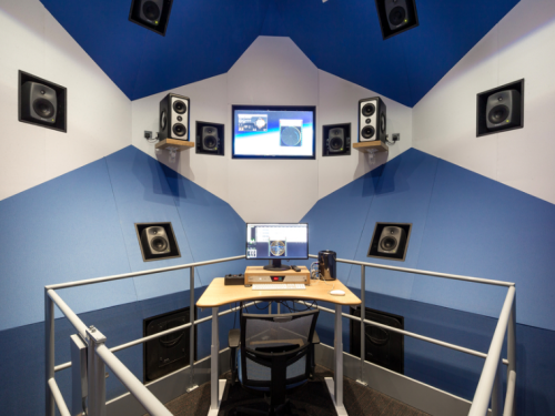 Ambisonic Research Studio - University of Hull