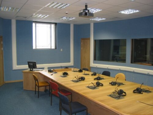 University of Leeds - Interpreting Suite